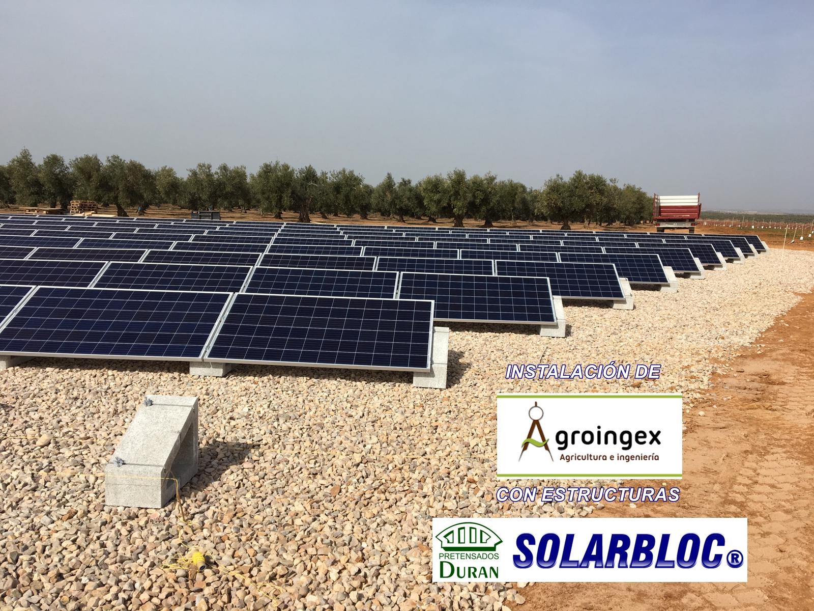 Instalación fotovoltaica en Toledo 3