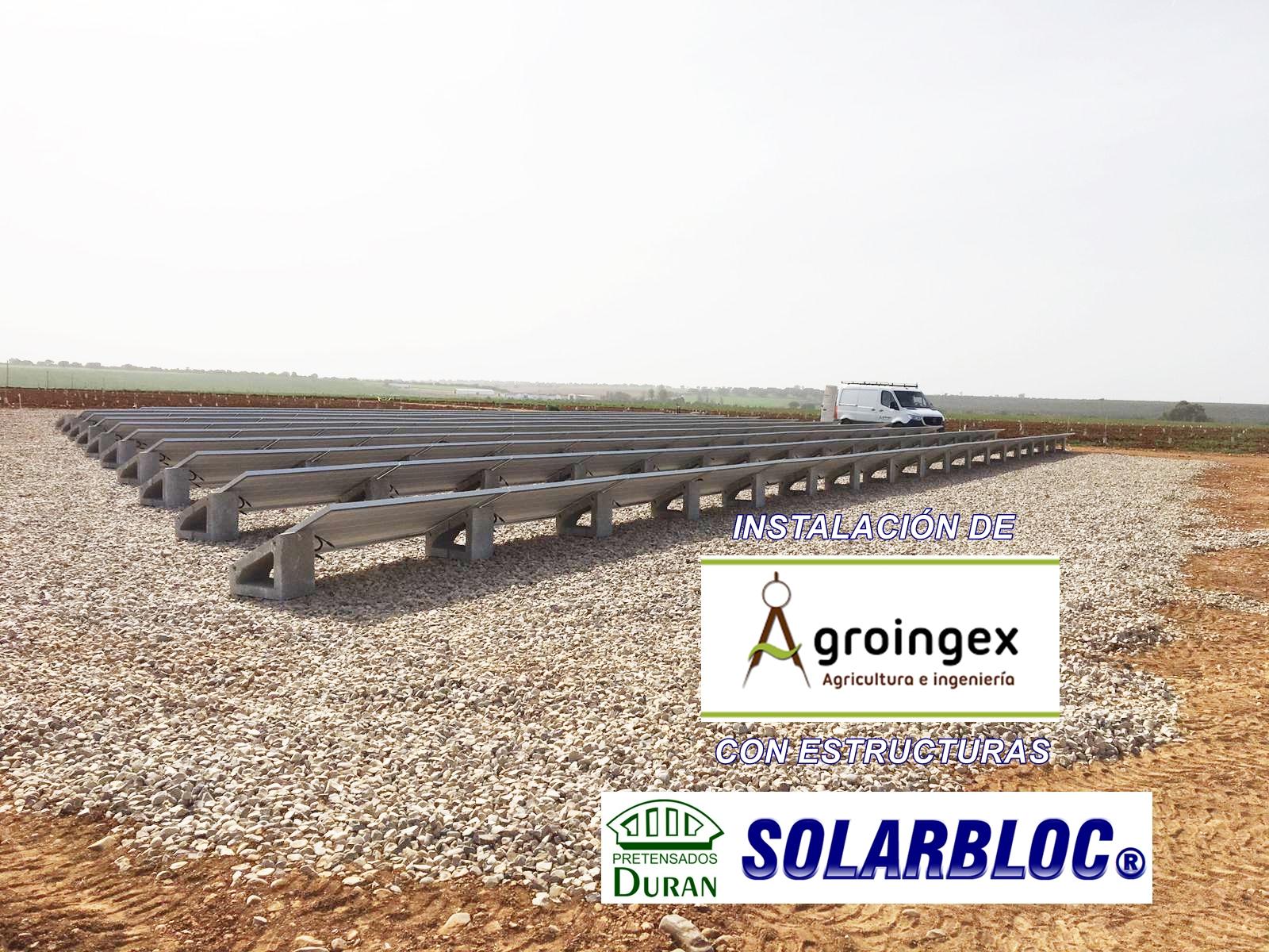 Instalación fotovoltaica en Toledo 2