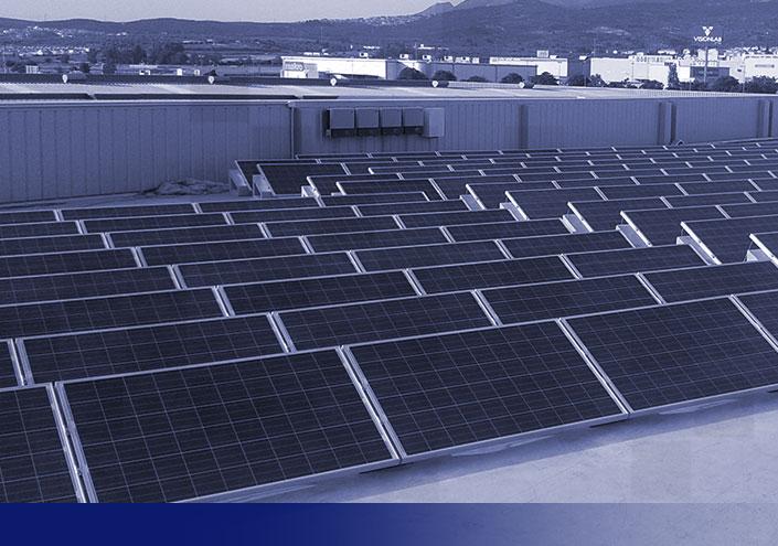 Soporte placas solares tejado SOLARBLOC