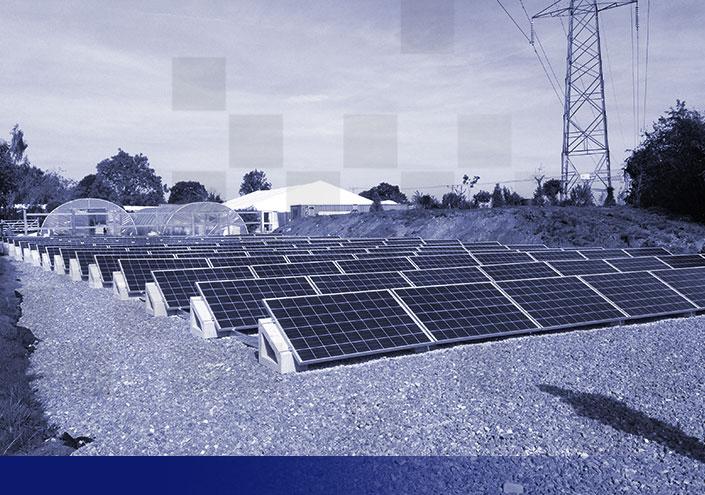 Soportes paneles fotovoltaicos SOLARBLOC