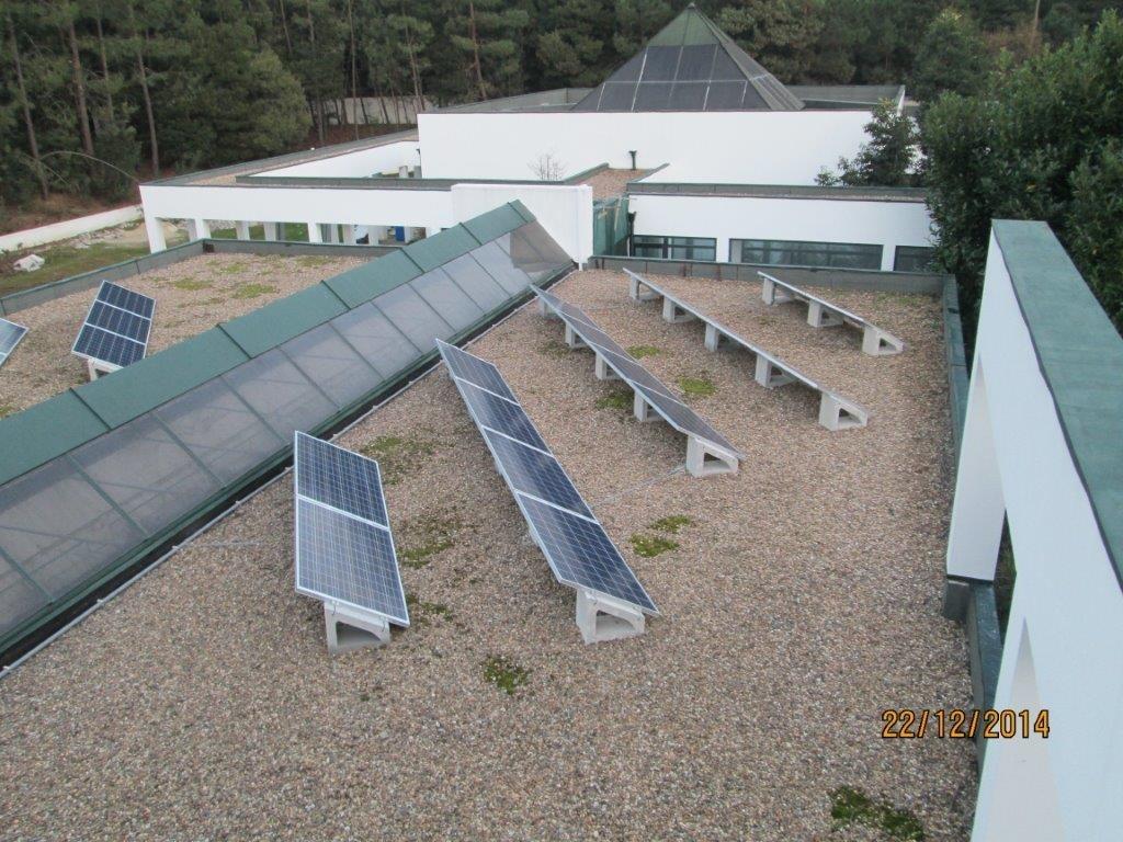 Soporte solar SOLARBLOC