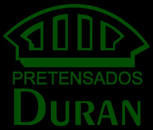 Logo PRETENSADOS DURÁN S.L.