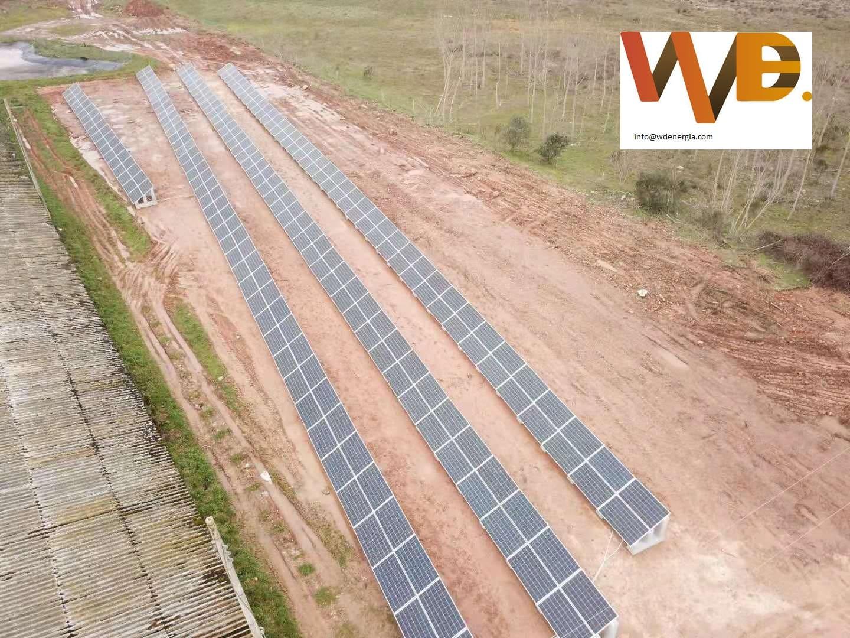 Soportes panel solar SOLARBLOC WDENERGIA