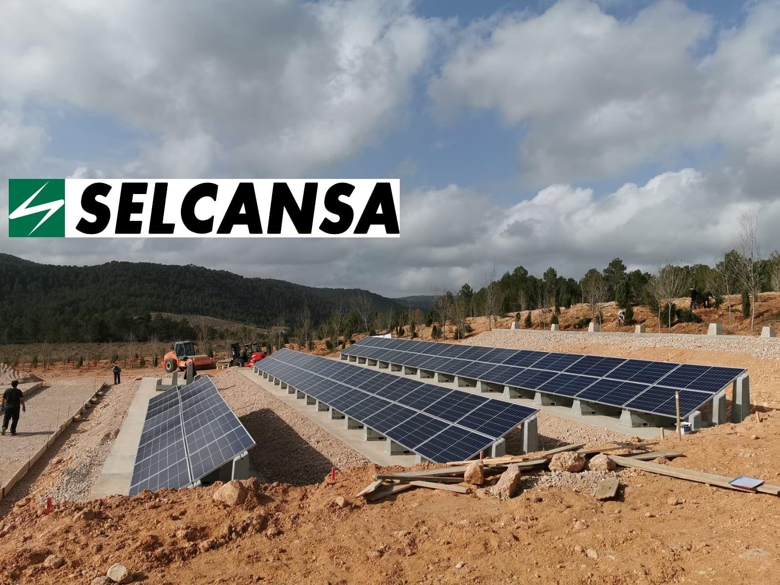 Soporte para paneles solares precio SOLARBLOC SELCANSA