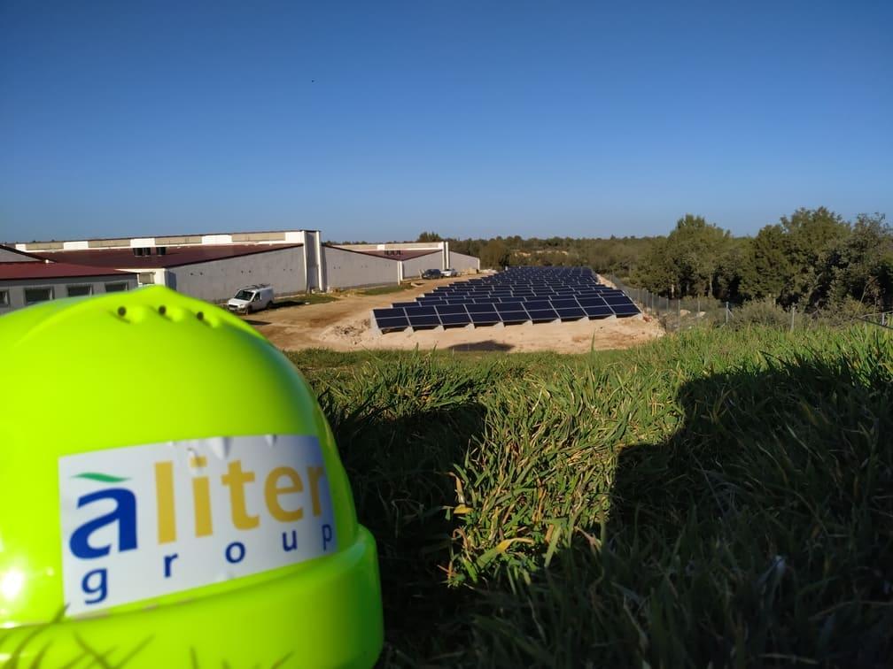 Soporte panel solar SOLARBLOC ALITER