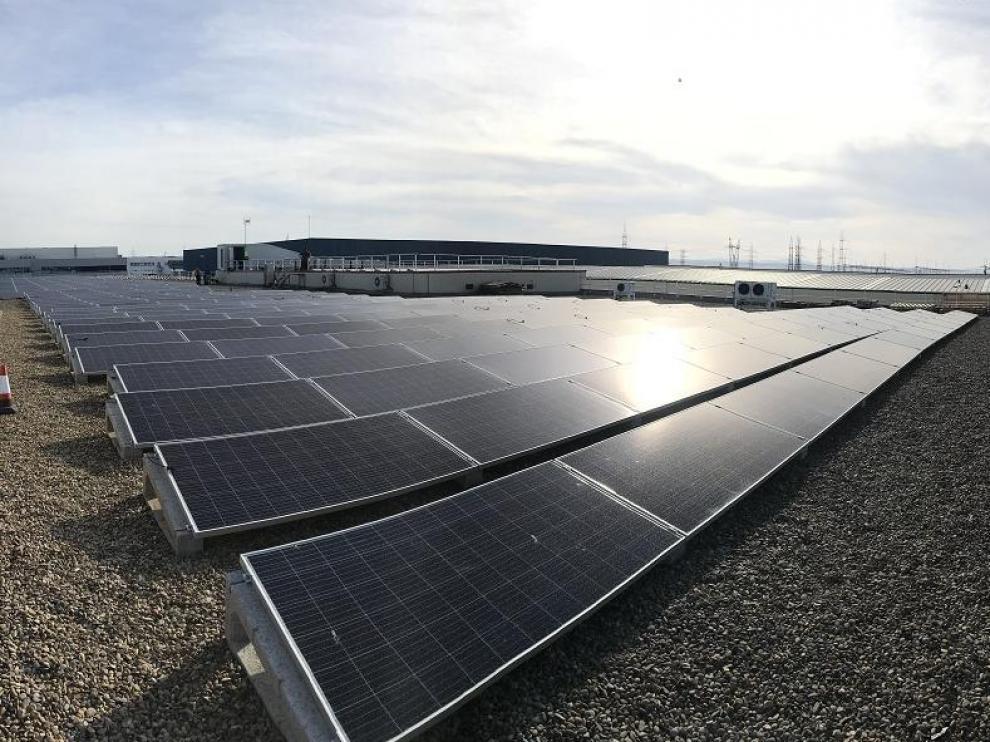 Soporte panel solar SOLARBLOC