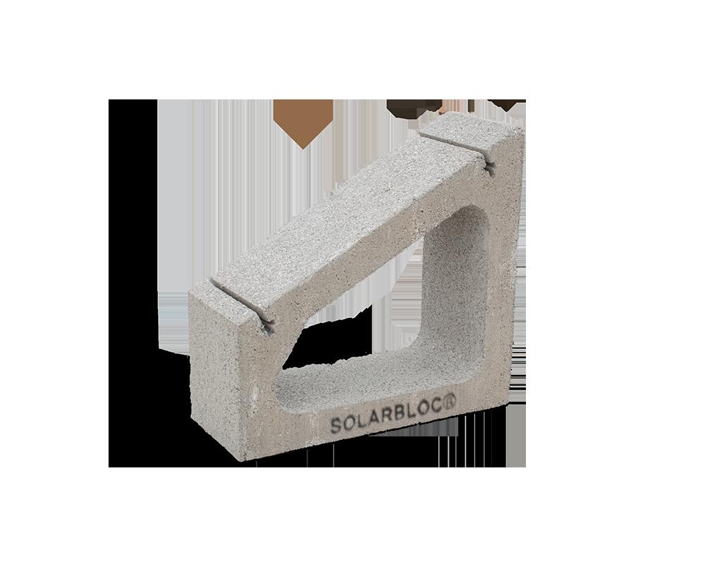 SOLARBLOC(cubiertas y superficies) 18º